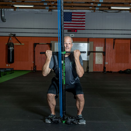 Spartan Strength Training Equipment